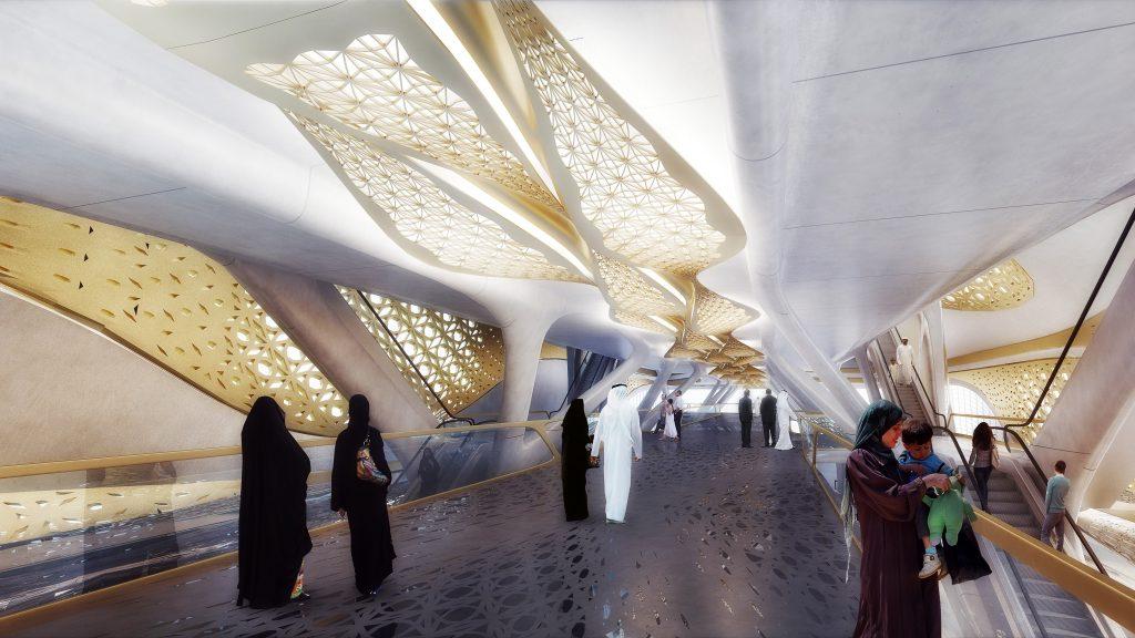Saudi Arabian transit station-4