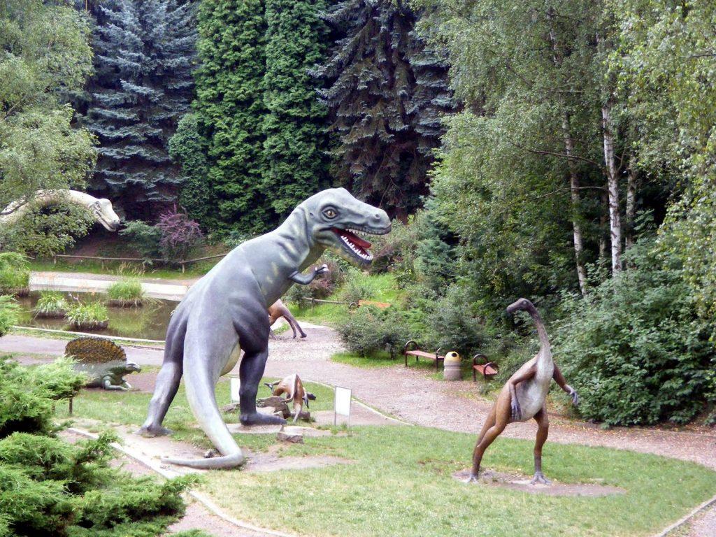 Silesian Zoological Garden Poland