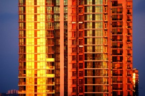 Toronto Condo Sunset Flickr Photo by Jim Crocker
