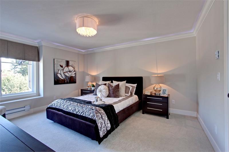 Zen Townhomes bedroom