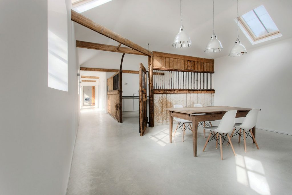 converted horse stables-1