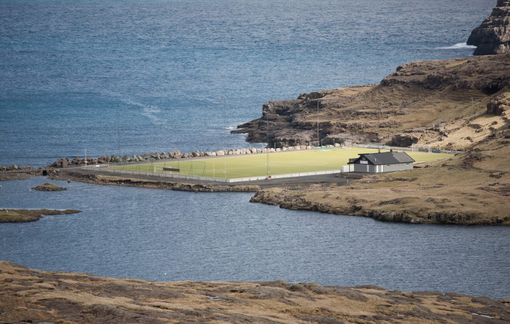 the Faroe Islands soccer