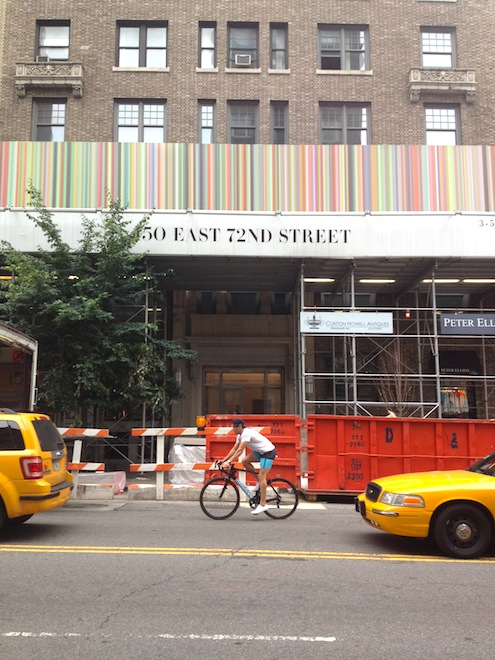 150 East 72nd Street construction 2