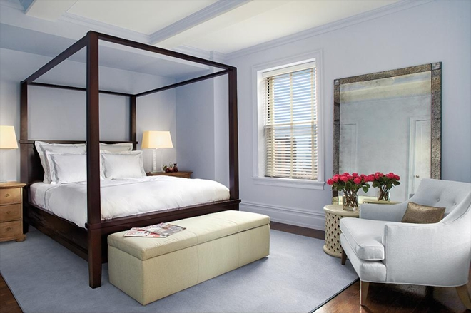 165 West 91st street bedroom