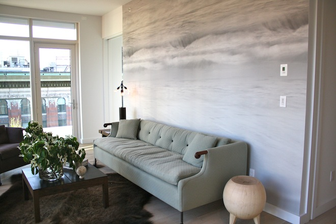 241 Fifth sitting room