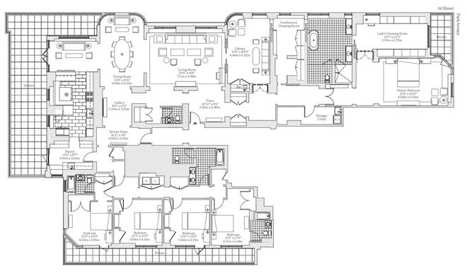 530 park avenue floor 18