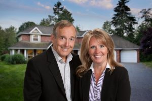 David and Kim Williams  PRINT QUALITY with house