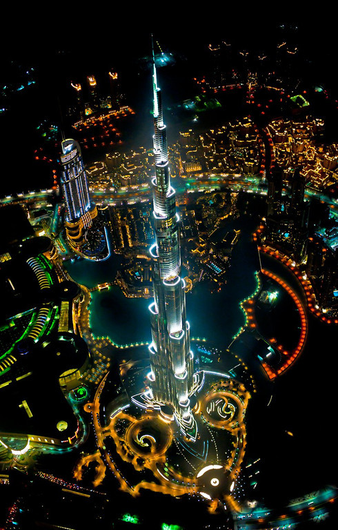 Dubai at night-3