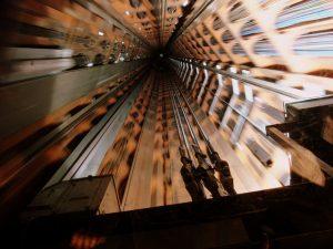 Elevator speed Flickr photo by Iulian Ursu