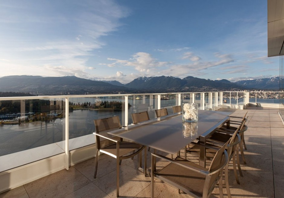 Fairmont Pacific Rim most expensive condo sale Vancouver-2