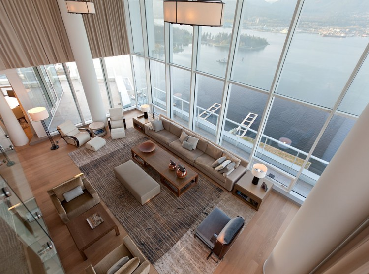 Fairmont Pacific Rim most expensive condo sale Vancouver-7