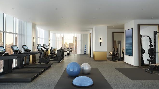 Halcyon gym