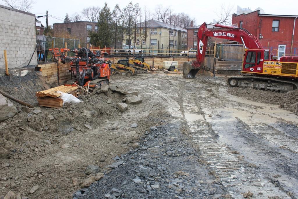 eleven superior excavation