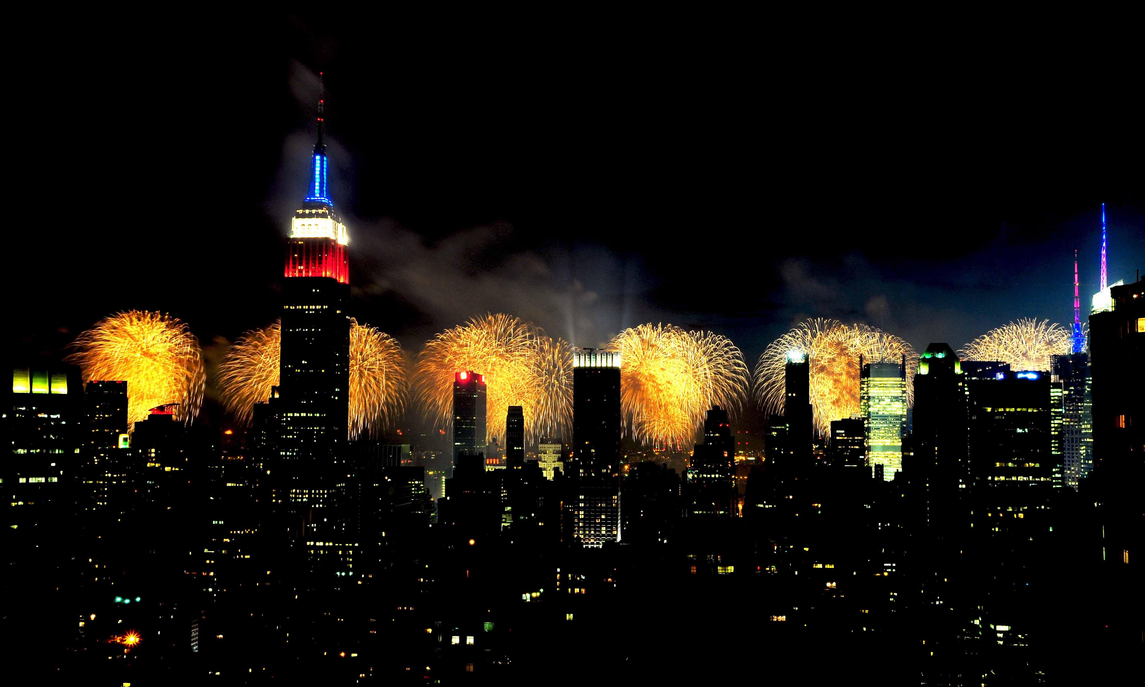 New York Fireworks Buzzbuzzhome News