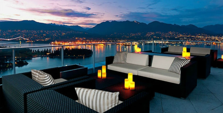 Pacific Rim Penthouse most expensive condo sale