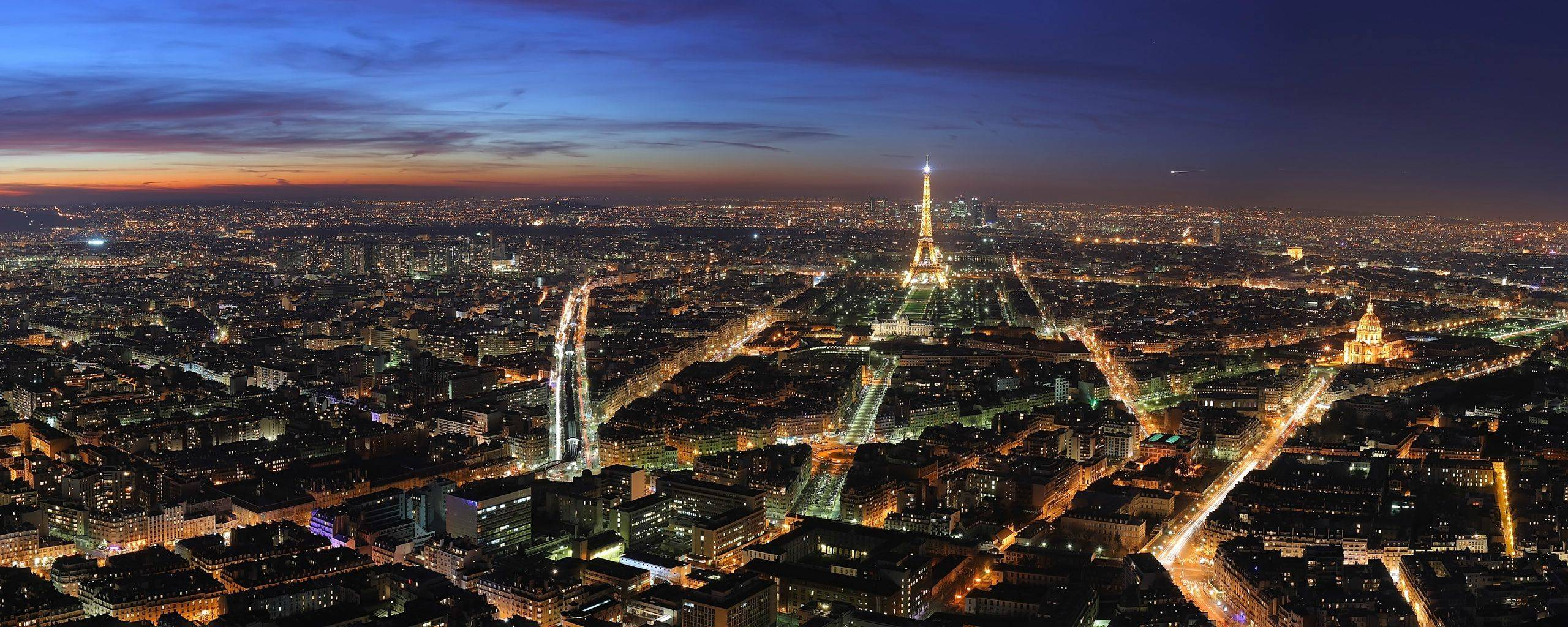 Paris at night-2