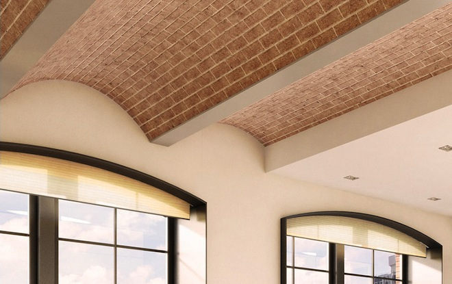 Schumacher Barrel Vault Ceilings Livabl