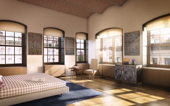 Schumacher bedroom