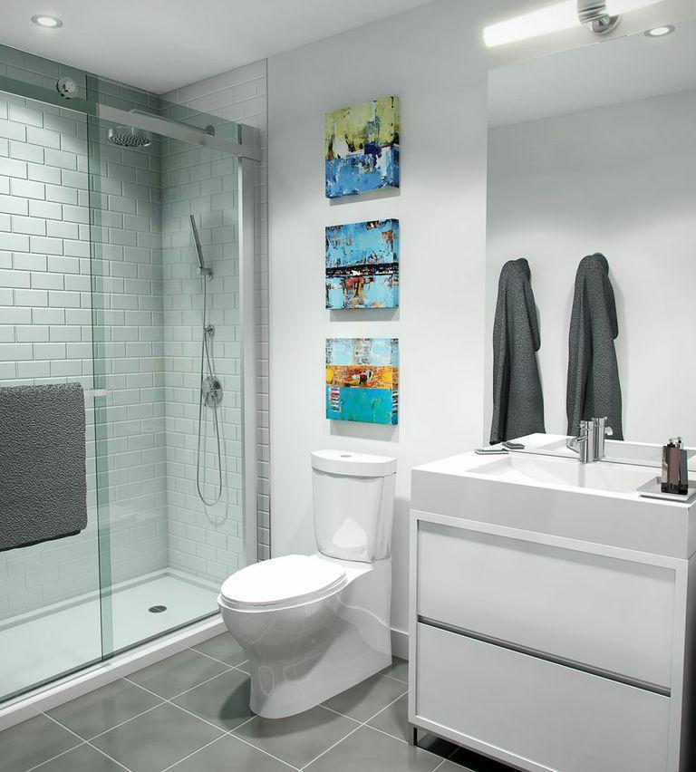 SoBow bathroom Calgary