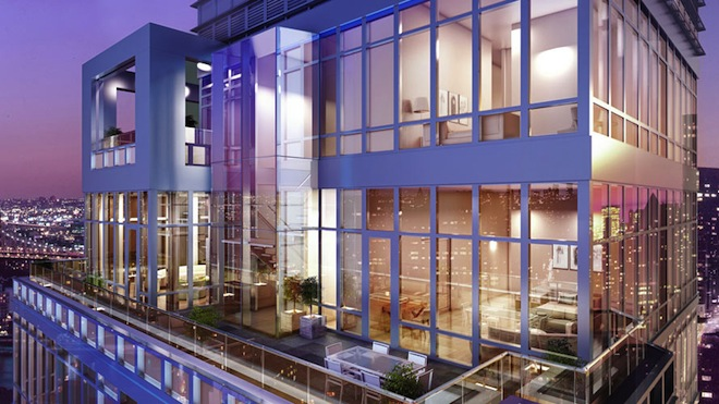 The Charles Duplex Penthouse exterior