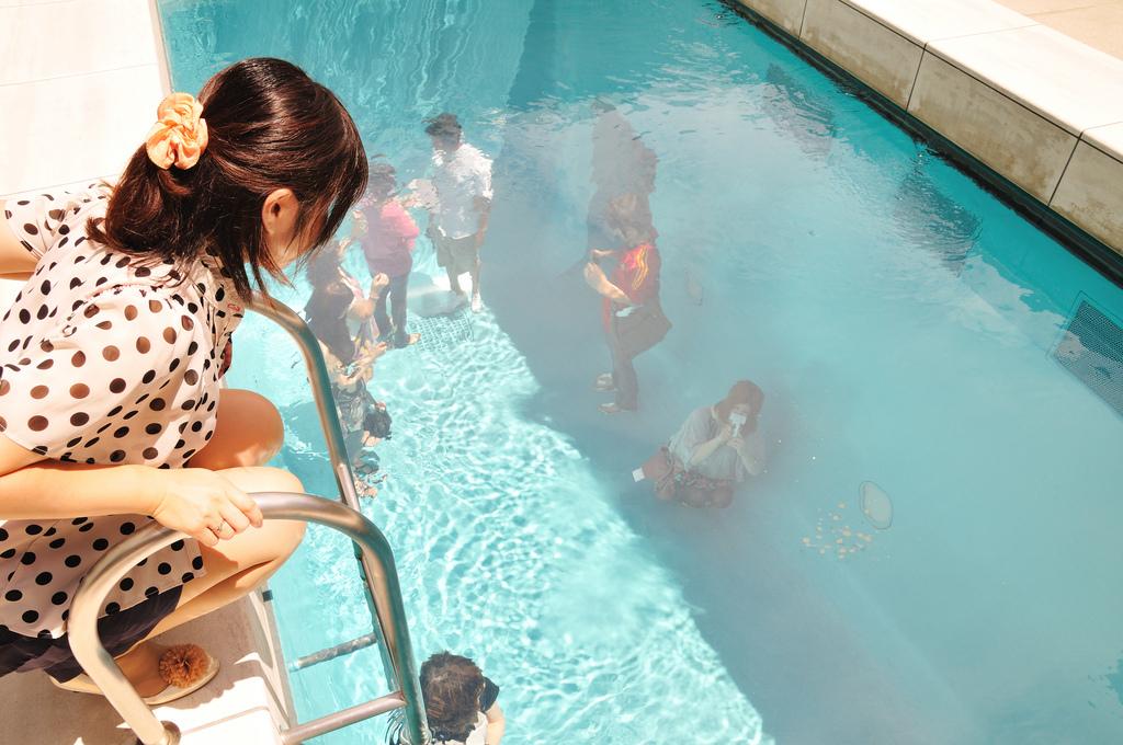 This pool had us baffled