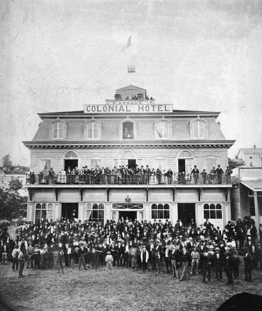 colonial hotel
