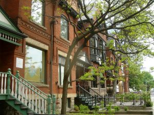 Toronto Town House Flickr Photo by Ms Anthea