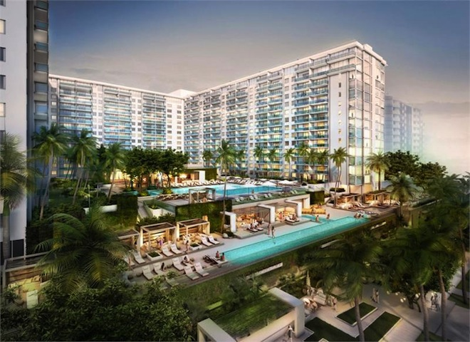 1 Hotel Residences exterior