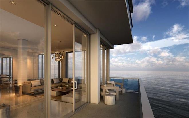 1 Hotel Residences penthouse