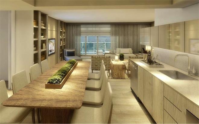 1 Hotel kitchen