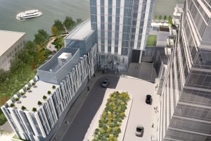 1 North 4th rendering