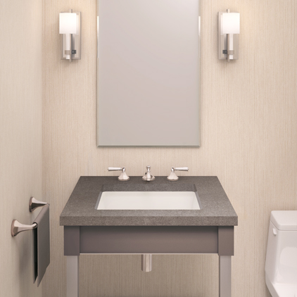10 MSW powder room
