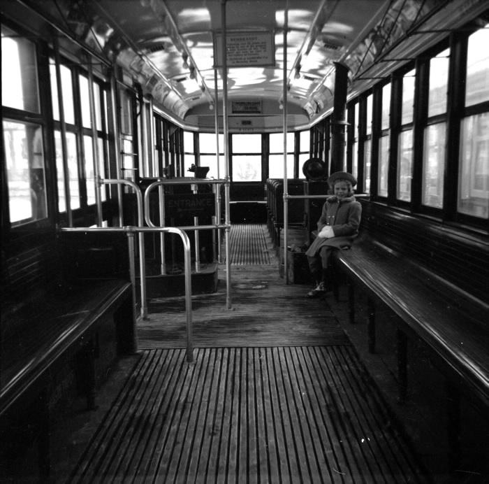 1953 streetcar