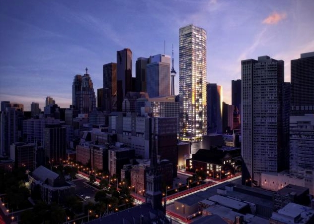 massey tower rendering