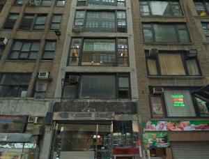 36 West 38th Street