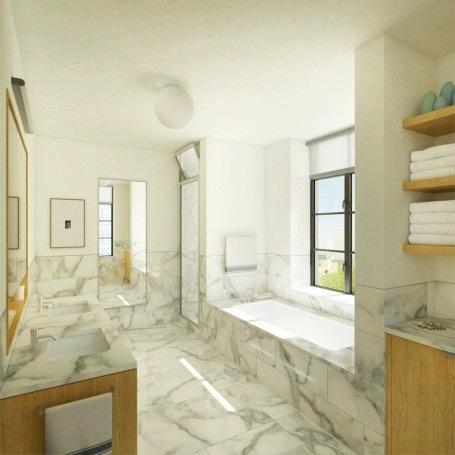 508 West 24th master bath