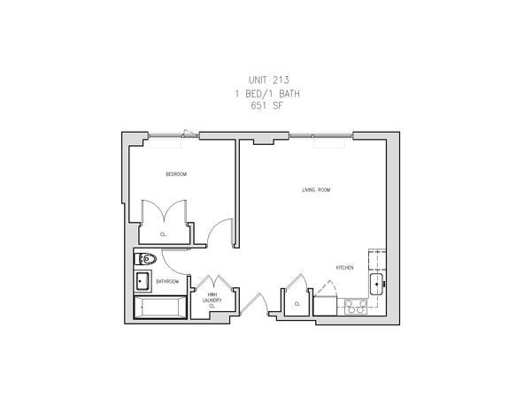 53 Broadway Unit 213