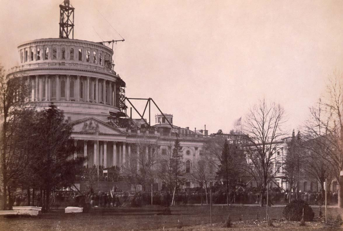 Capitol Building construction