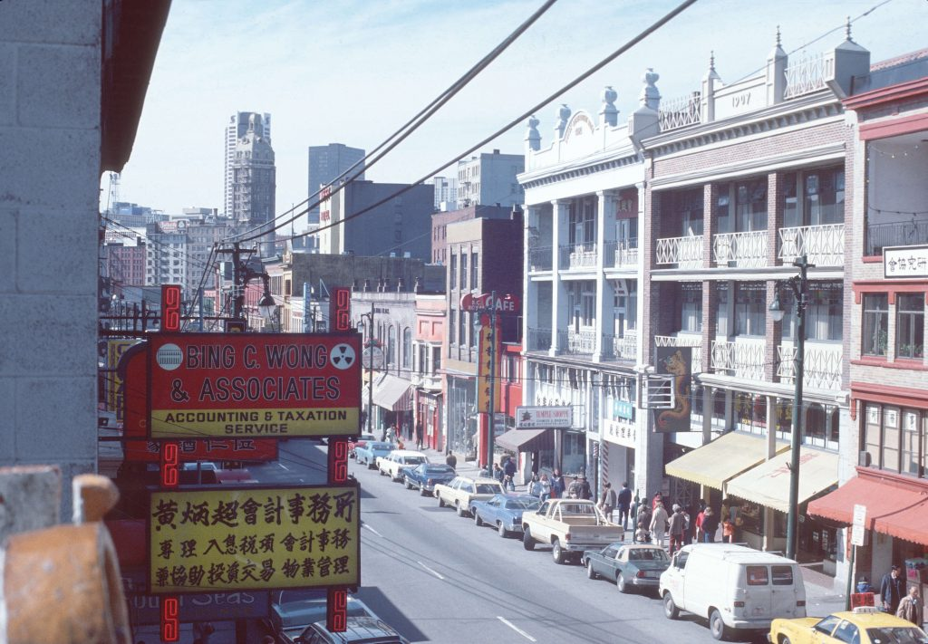 Chinatown 1978