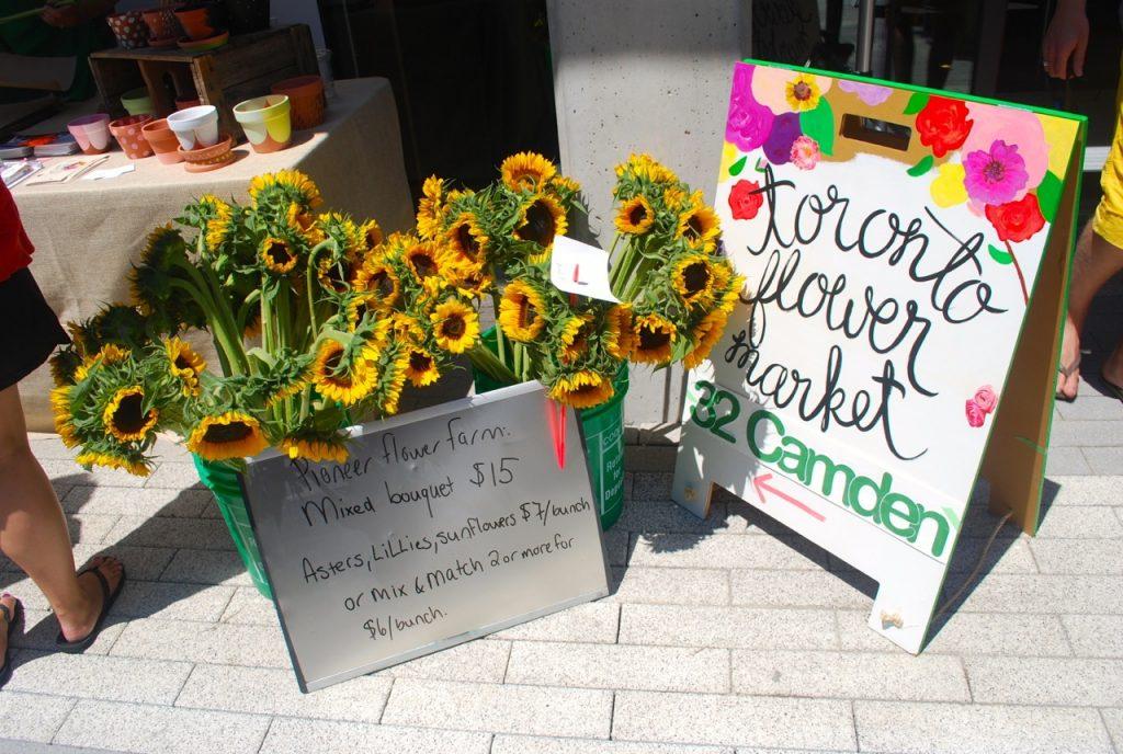 32 Camden Flower Market