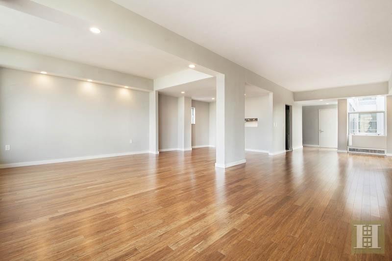 Fieldston Lofts 5A living room