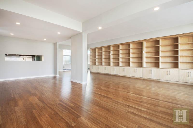 Fieldston Lofts living room 3