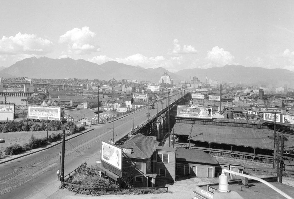 Granville Bridge 1934
