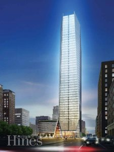 Hines Houston office boom