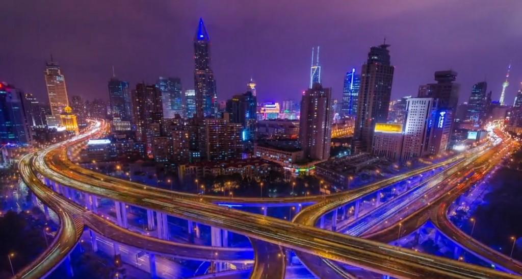 Shanghai time-lapse