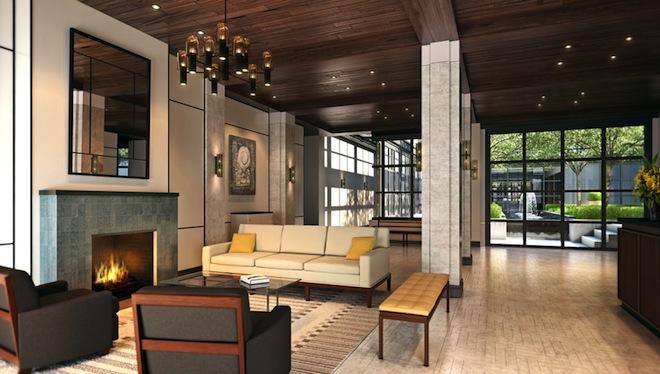 Sterling Mason lobby