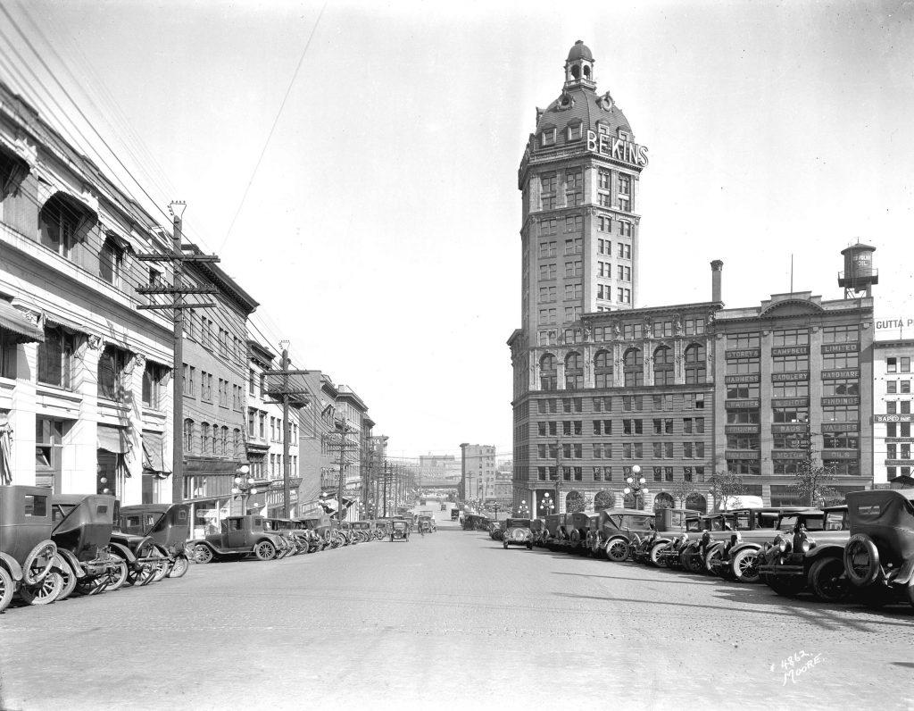 Sun Tower 1927