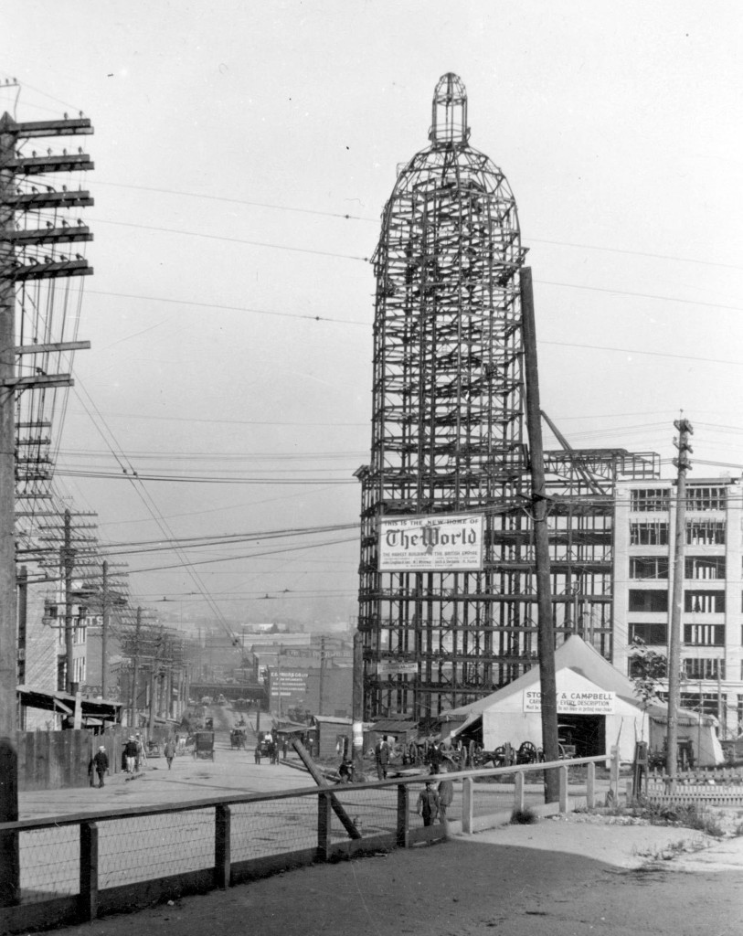 Sun Tower Construction