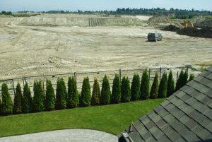 Tsawwassen Shores construction