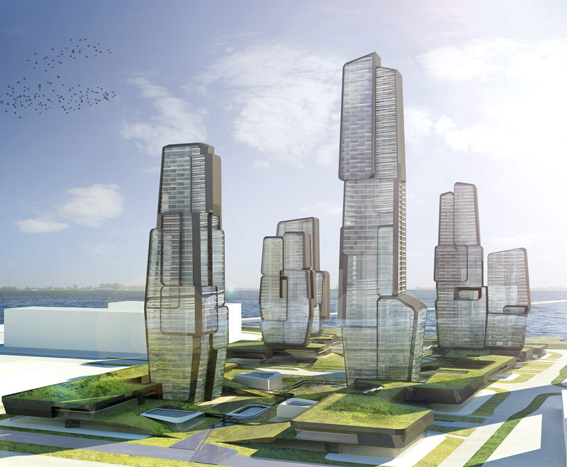 UNstudio-yongjia-world-trade-center-china-designboom02